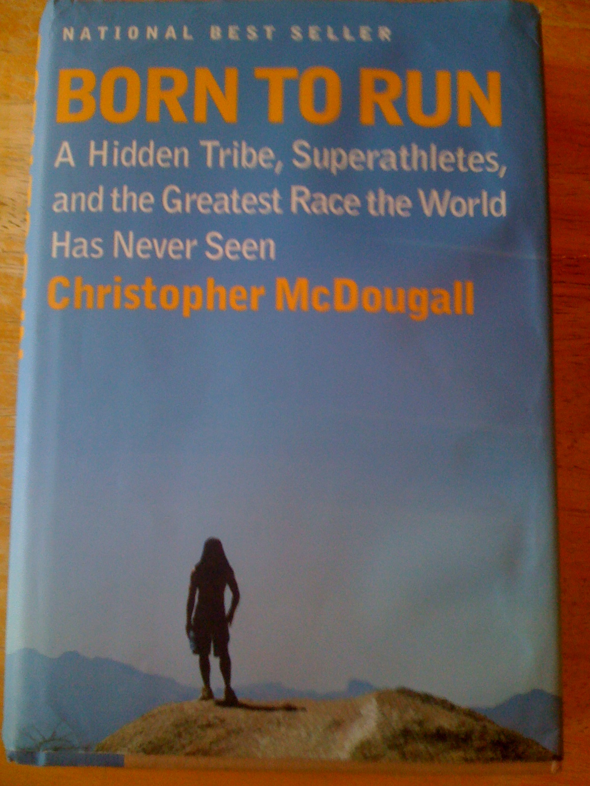 A review of christopher mcdougalls book born to run