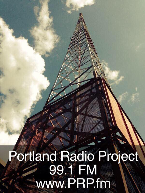991FM PRP Radio Tower