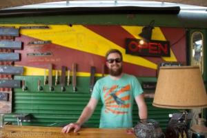 Captured Beer Bus -1