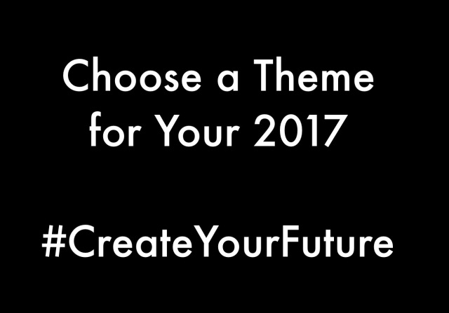 Choose a Theme For Your 2017