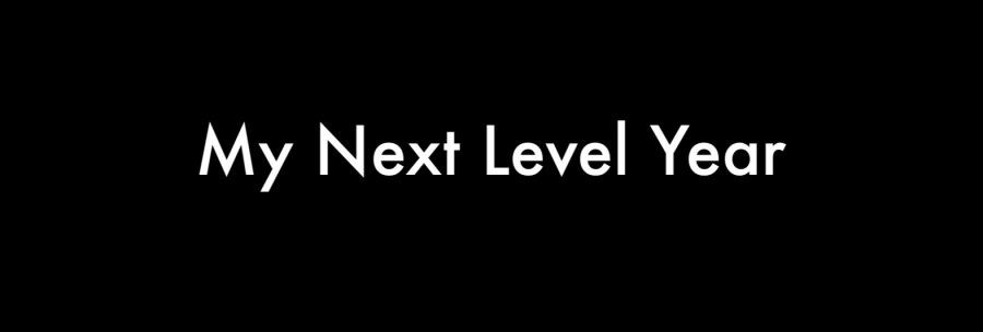 My Next Level Year 2017 Steven Shomler