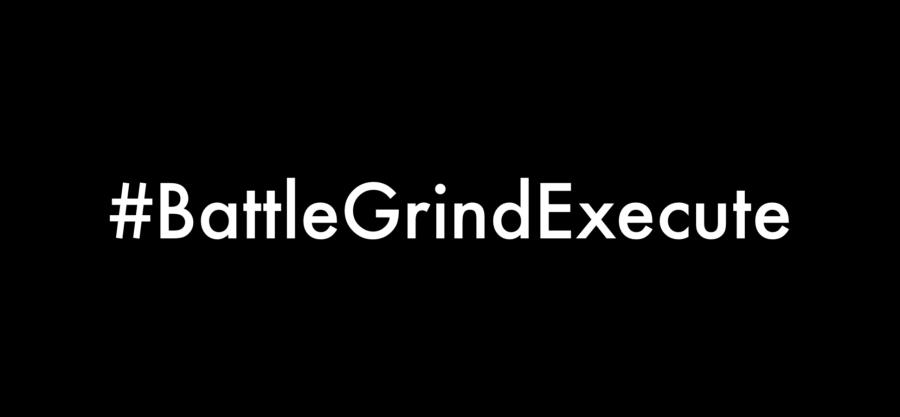 Battle Grind Execute My Next Level Year 2017 Steven Shomler