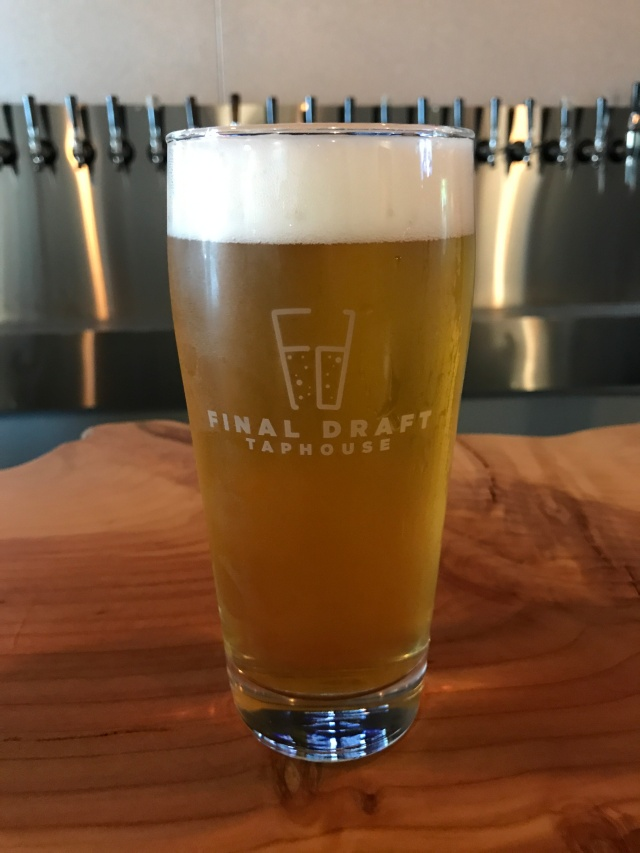 Final Draft Taphouse Grand Opening Celebration - Beer Stories and Guest Bartender Steven Shomler Sunday August 6th 3 - 5 PM